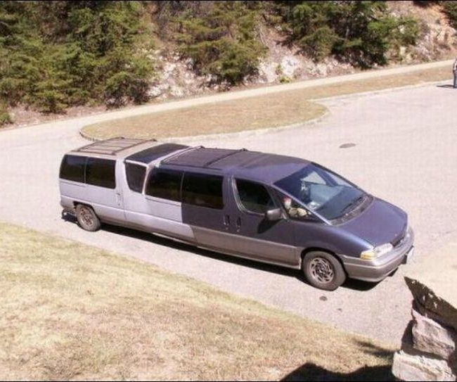 Самые необычные авто - подборка автоприколов