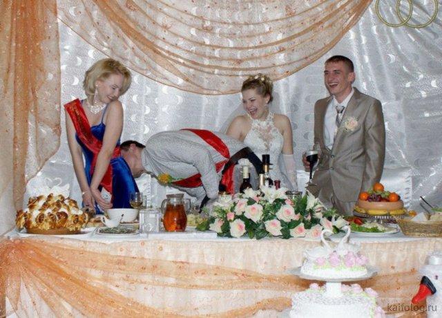 Подборка свадебного маразма и приколов