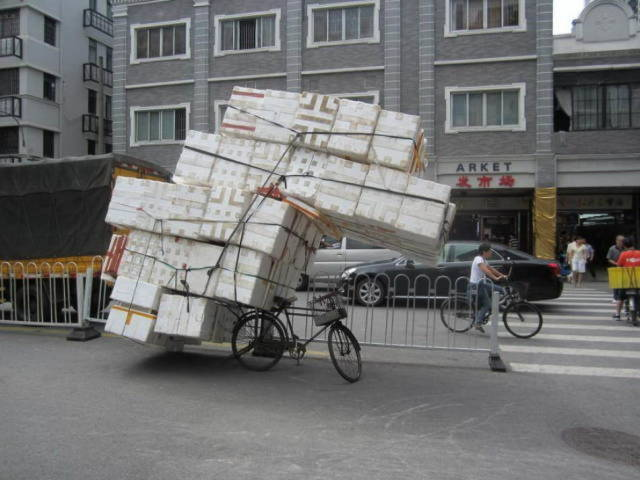 Эта странная Азия - фото из путешествий