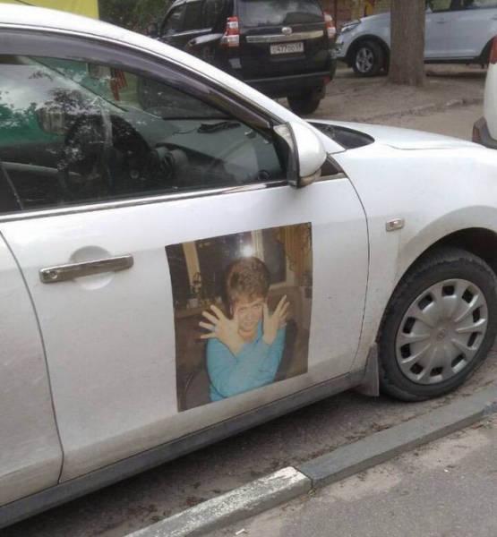 И вновь Россия - самые смешные картинки про нашу страну