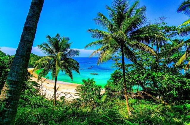 Самые красивые места на планете. Фото из путешествий