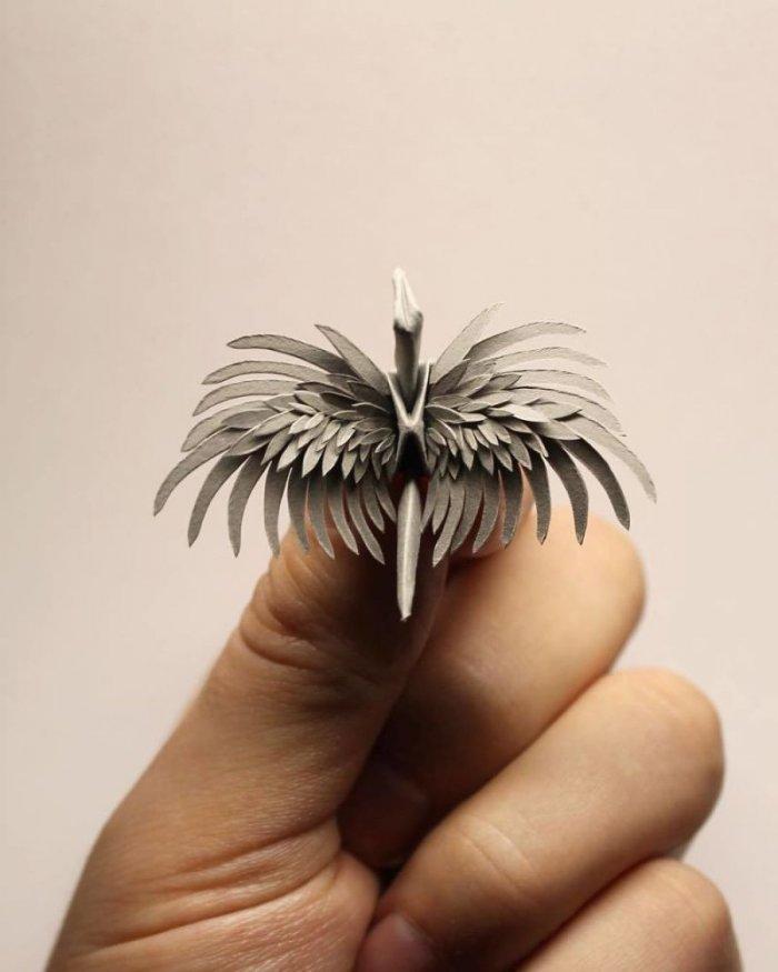 Оригами - самые красивые и необычные журавлики и другие поделки