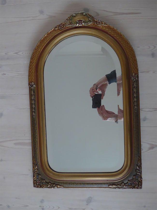 Фото того момента, когда тебе нужно продать зеркало