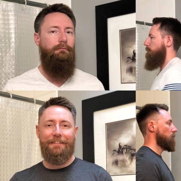 Такая вот борода - подборка прикольных фоток