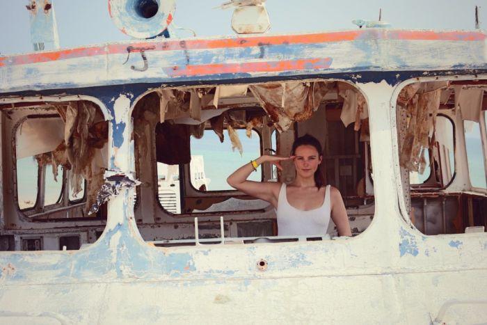 Фотографии заброшенного острова Контадора в Панаме