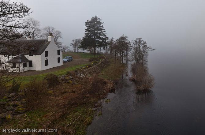 Путешествие в современную Шотландию