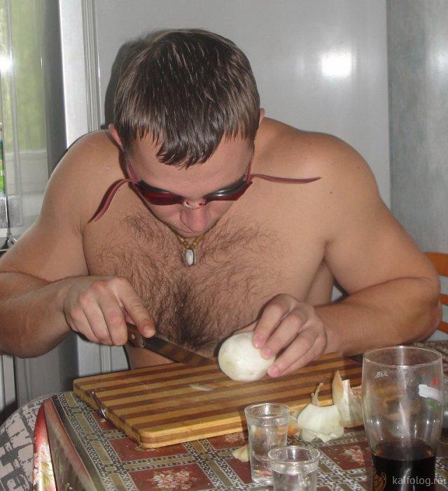 Луковая жизнь - приколы про лук, жгучий  и не очень...