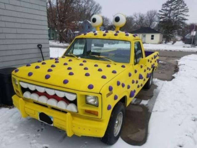 Самые странные автомобили
