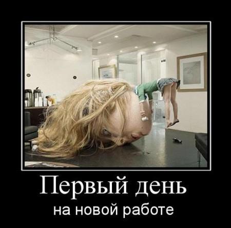Приколы про работу - подборка смешных картинок