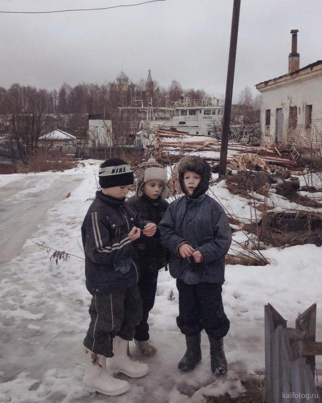 Российской безнадежности пост