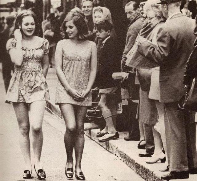 Подборка интересных фото из прошлого