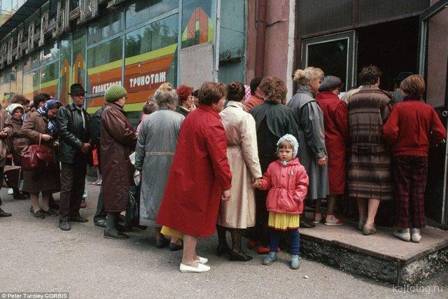 Остатки ностальгии - как выглядели магазины в СССР