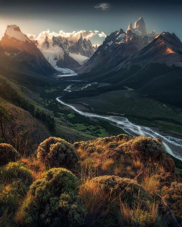 Завораживающие места планеты - красивые картинки