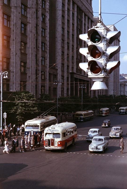 Интересные фото из прошлого