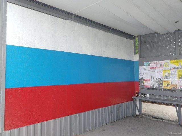 Приколы про День России - смешные картинки