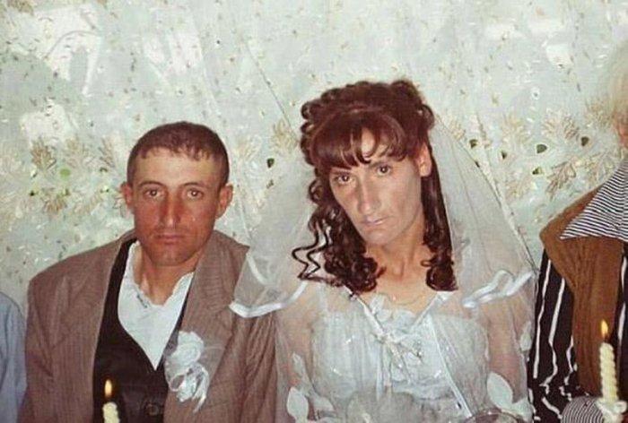 Фотоприколы с русских свадеб