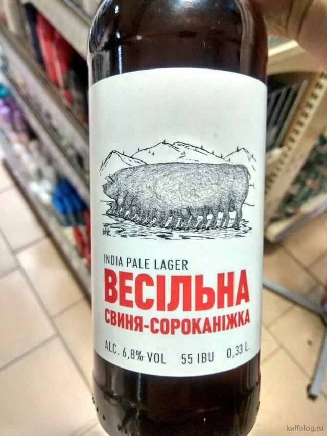Приколы про пиво - смешные картинки