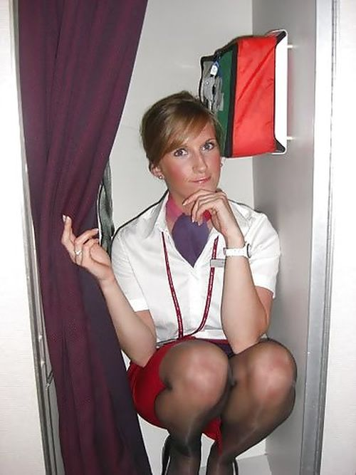 Самые веселые стюардессы